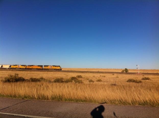 Chasing Trains
